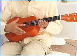 ウクレレギター教室イメージ
